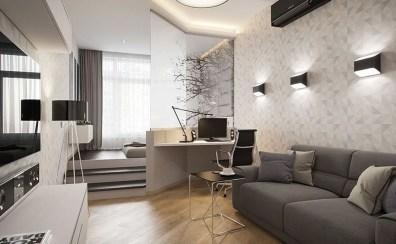 Brilliant Small Apartment Interior Design Ideas 02