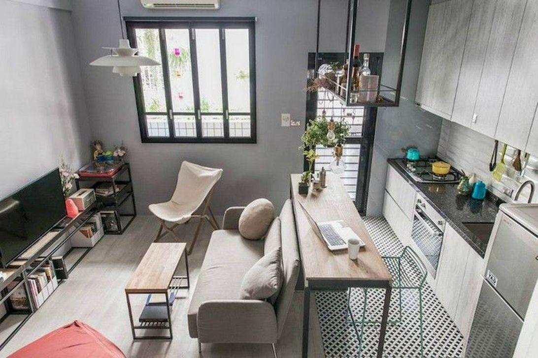 Brilliant Small Apartment Interior Design Ideas 04