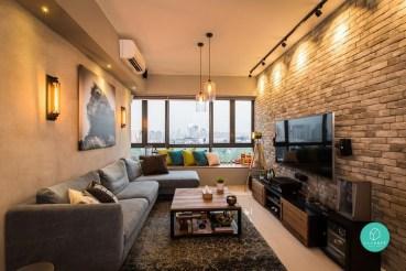 Brilliant Small Apartment Interior Design Ideas 10