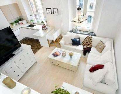 Brilliant Small Apartment Interior Design Ideas 34