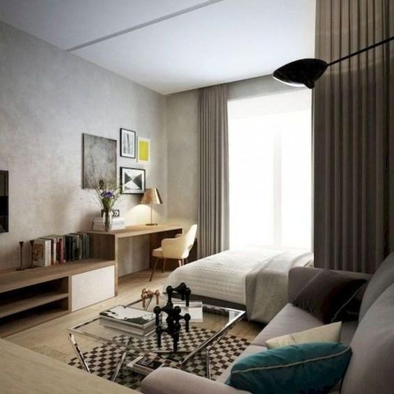 Brilliant Small Apartment Interior Design Ideas 38