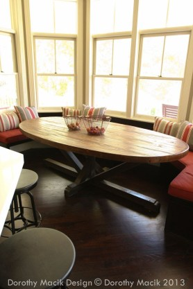 Brilliant Wood Dining Table Design Ideas That Trend Today 06