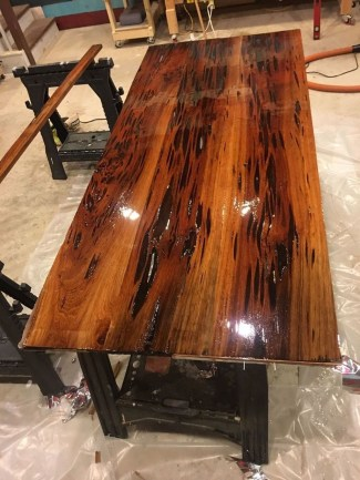 Brilliant Wood Dining Table Design Ideas That Trend Today 17