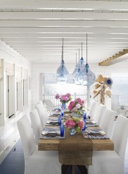 Brilliant Wood Dining Table Design Ideas That Trend Today 18