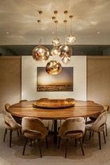 Brilliant Wood Dining Table Design Ideas That Trend Today 29