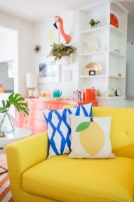 Casual Colorful Home Decor Ideas To Apply Asap 04