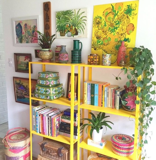 Casual Colorful Home Decor Ideas To Apply Asap 23