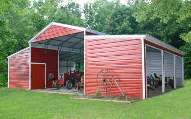 Cool Metal Buildings Design Ideas For Stylish Buildings 02