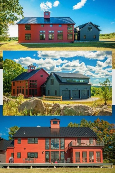 Cool Metal Buildings Design Ideas For Stylish Buildings 11
