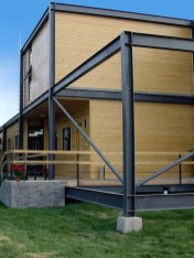 Cool Metal Buildings Design Ideas For Stylish Buildings 32