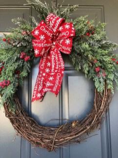 Creative Christmas Door Decoration Ideas To Inspire You 35
