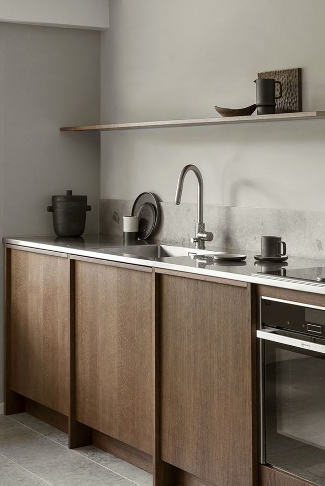 Elegant Minimalist Kitchen Design Ideas For Small Space To Try 03