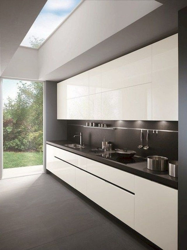 Elegant Minimalist Kitchen Design Ideas For Small Space To Try 06