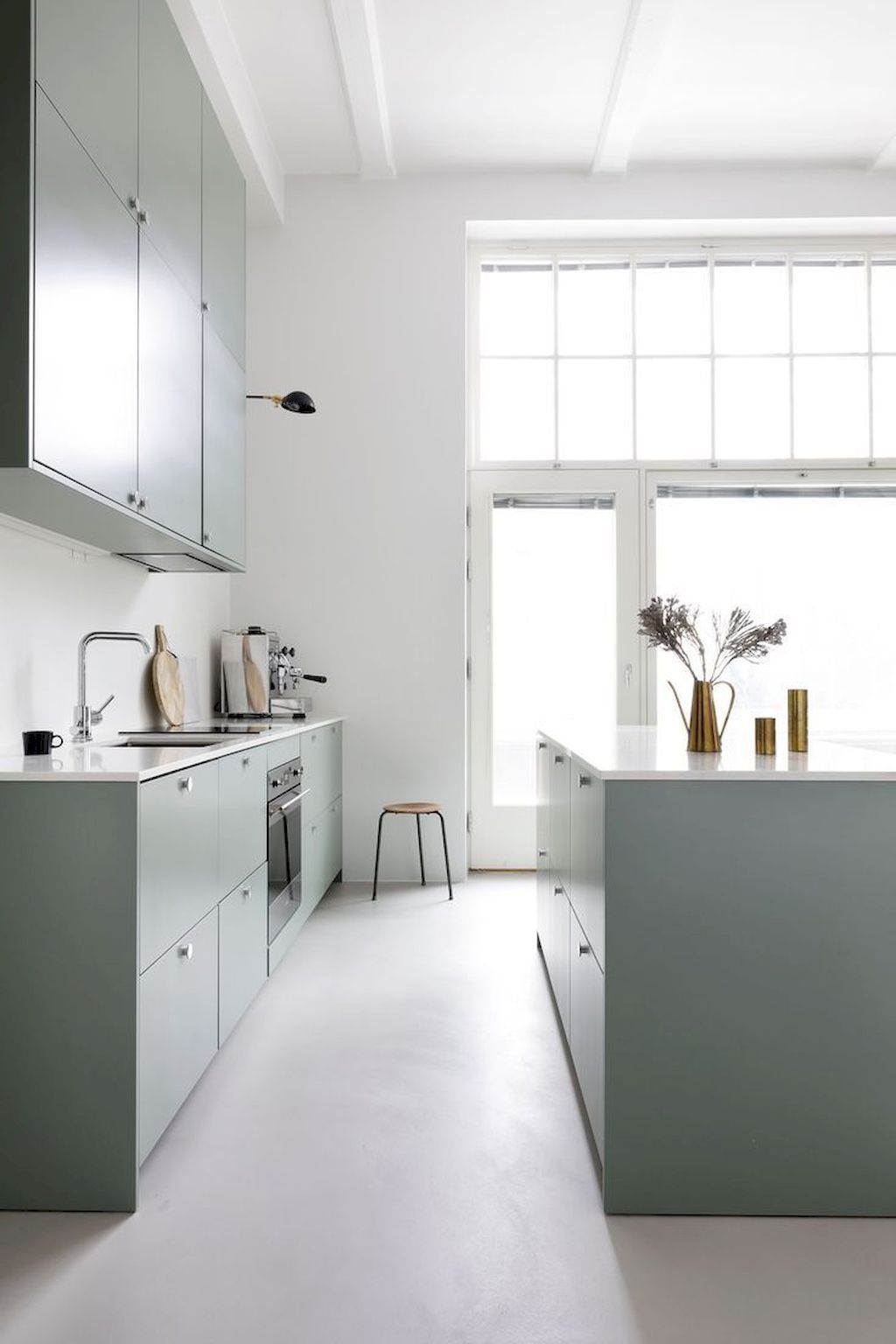 Elegant Minimalist Kitchen Design Ideas For Small Space To Try 09