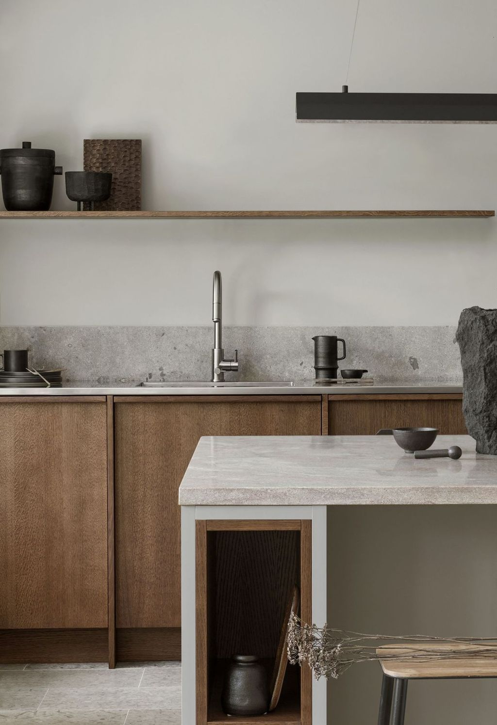 Elegant Minimalist Kitchen Design Ideas For Small Space To Try 10