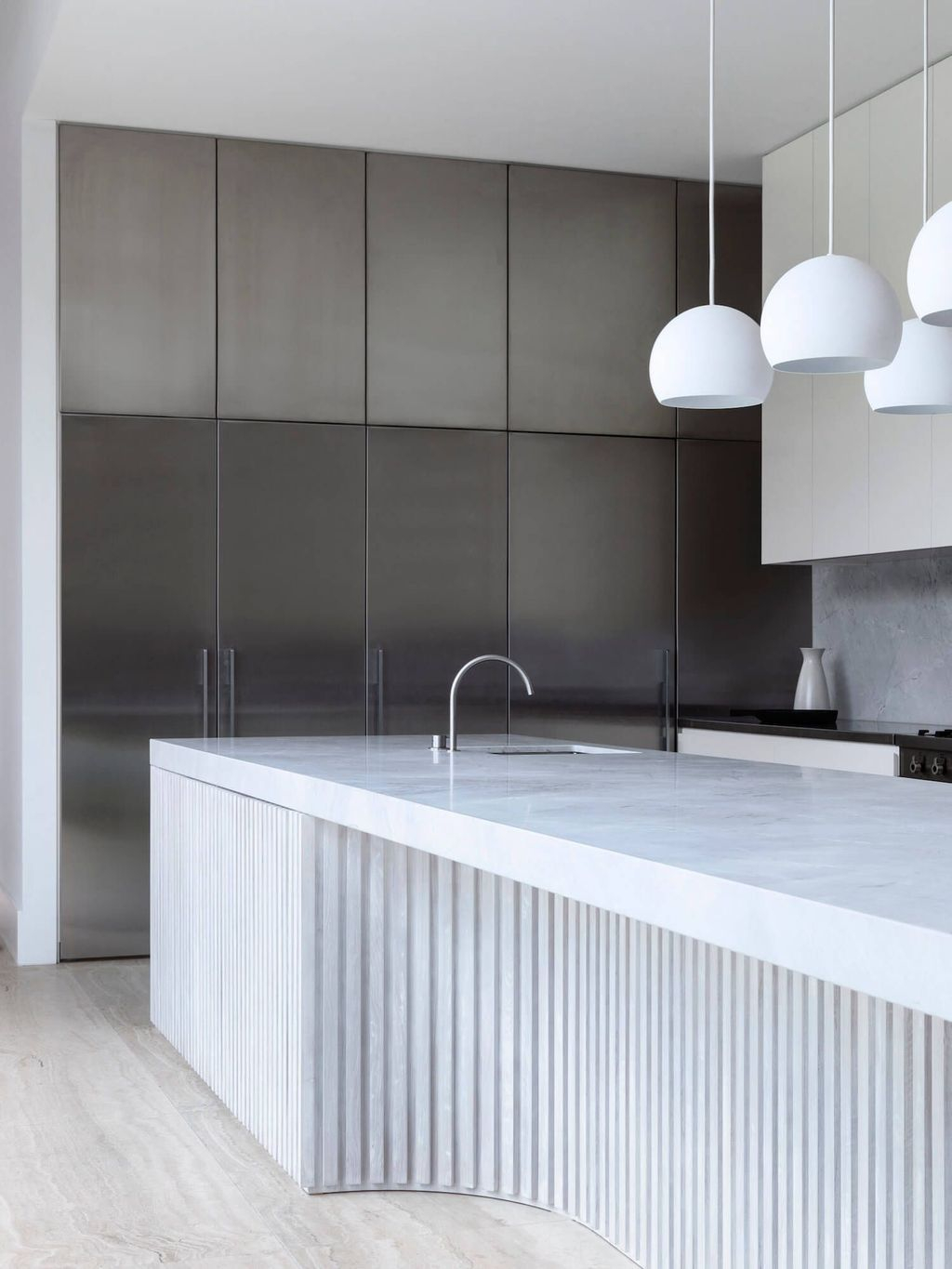 Elegant Minimalist Kitchen Design Ideas For Small Space To Try 11