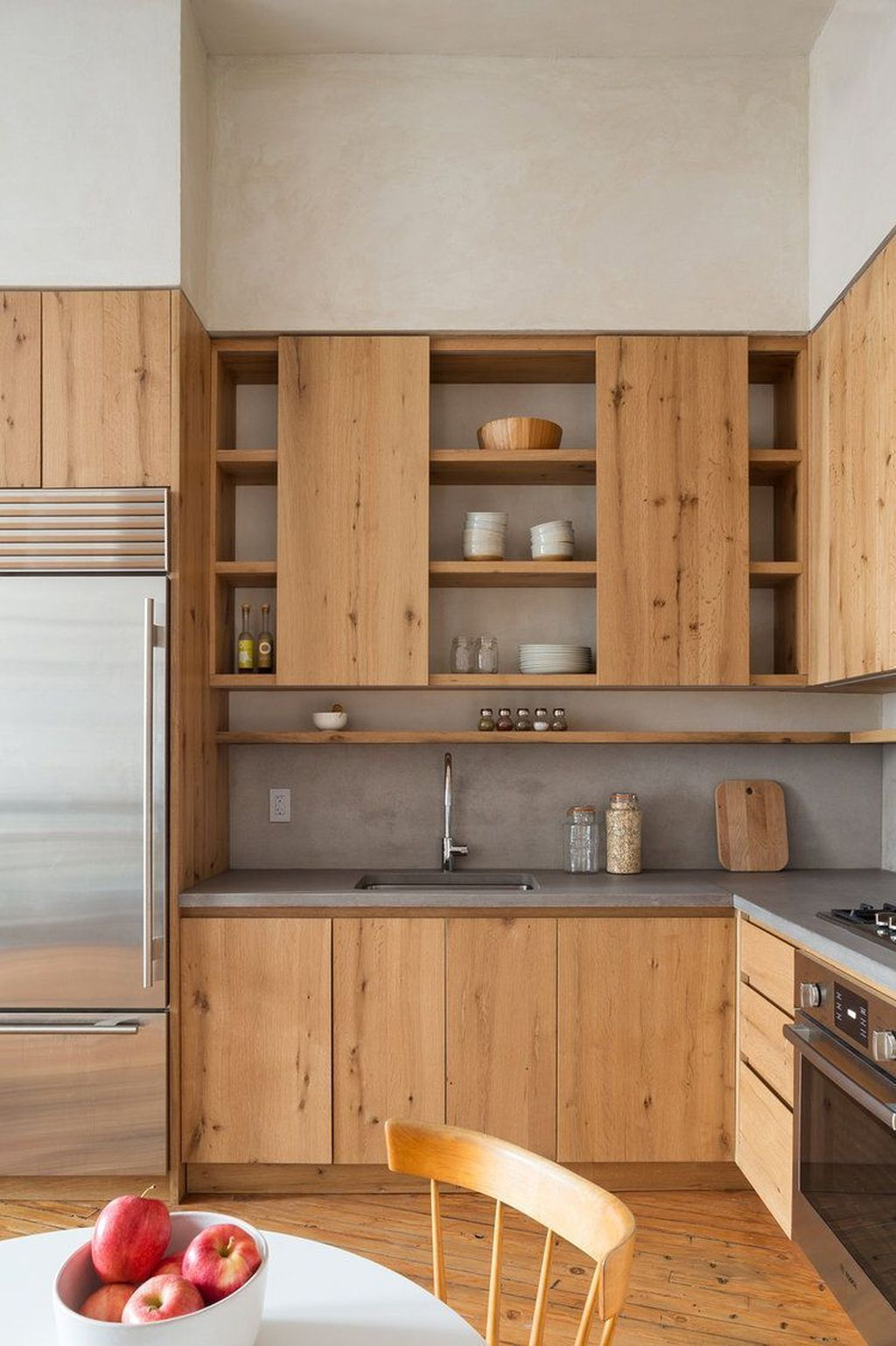 Elegant Minimalist Kitchen Design Ideas For Small Space To Try 15
