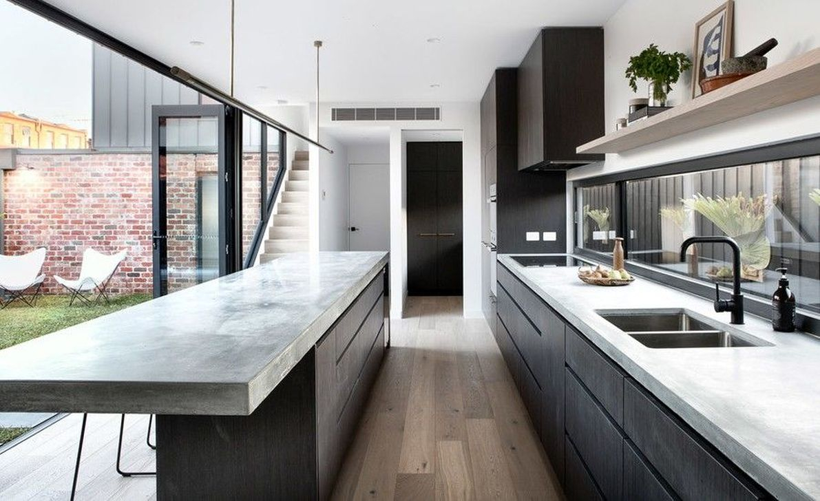 Elegant Minimalist Kitchen Design Ideas For Small Space To Try 29