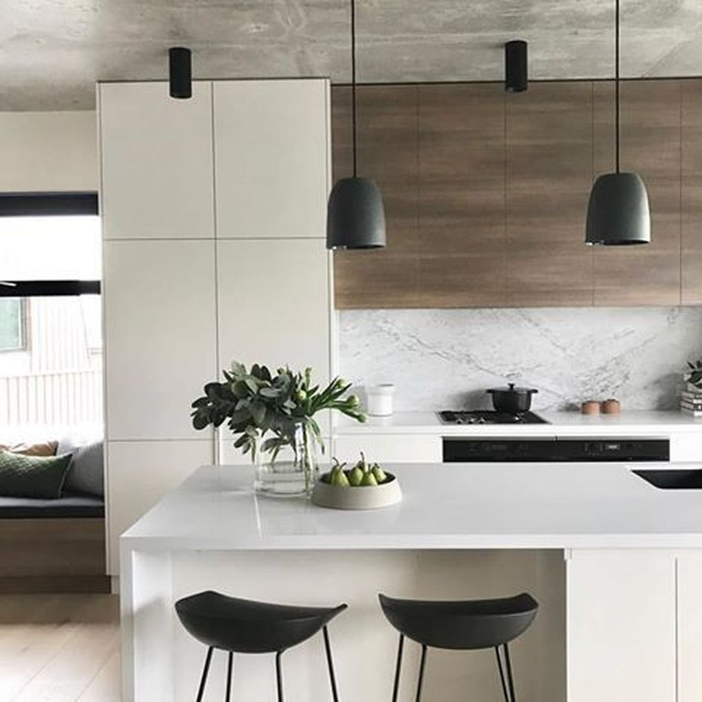 Small Kitchen Space Ideas: 30+ Elegant Minimalist Kitchen Design Ideas For Small