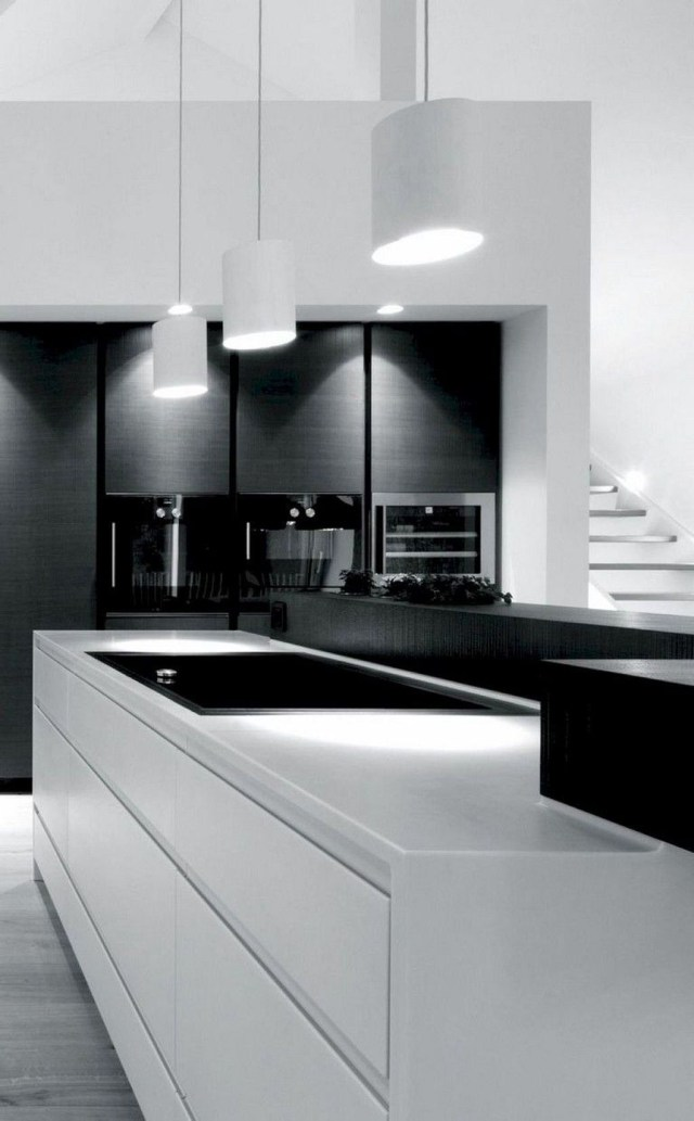 Elegant Minimalist Kitchen Design Ideas For Small Space To Try 35