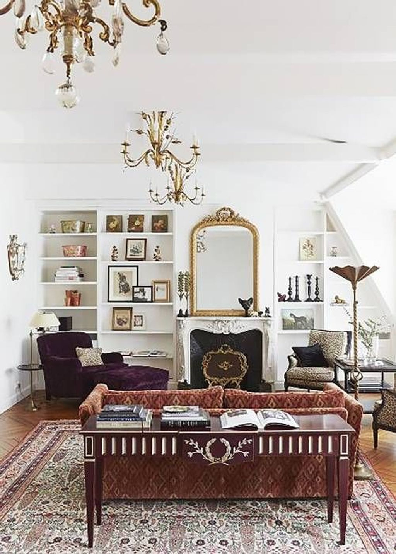 Enchanting Living Room Decor Ideas That Trending This Winter 20