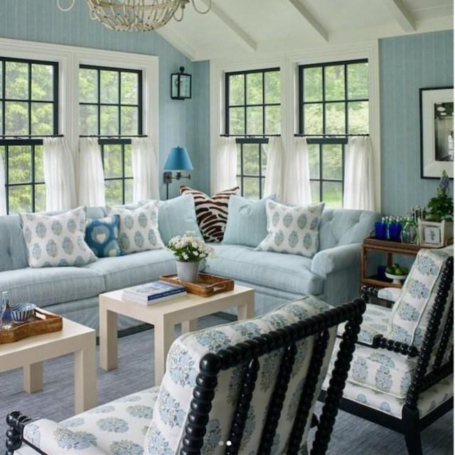Enchanting Living Room Decor Ideas That Trending This Winter 32