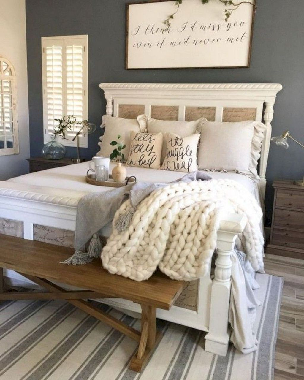 Extraordinary Master Bedroom Design Ideas You Have To Try 10