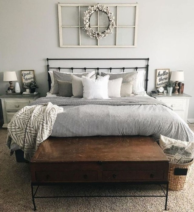 Extraordinary Master Bedroom Design Ideas You Have To Try 33