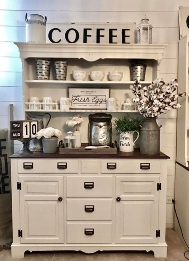 Magnificient Home Coffee Bar Design Ideas You Must Have 14