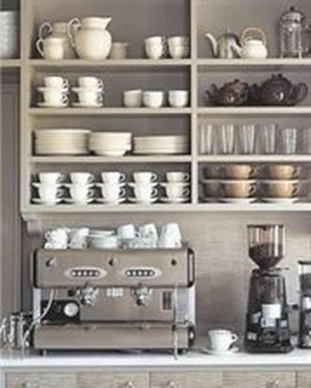 Magnificient Home Coffee Bar Design Ideas You Must Have 23