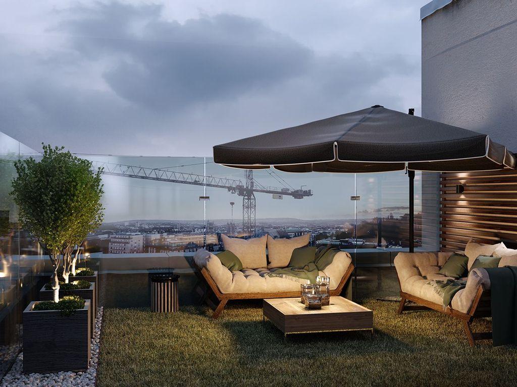 Modern Roof Terrace Design Ideas 01