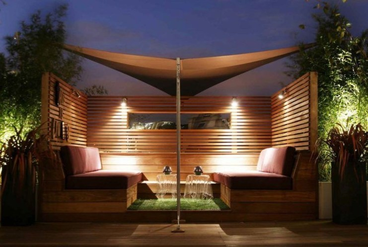 Modern Roof Terrace Design Ideas 08