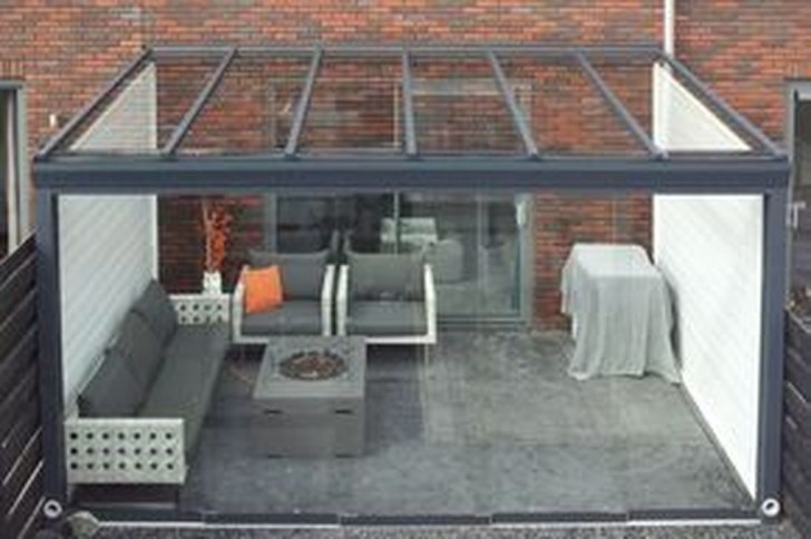 Modern Roof Terrace Design Ideas 10