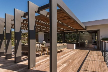 Modern Roof Terrace Design Ideas 23