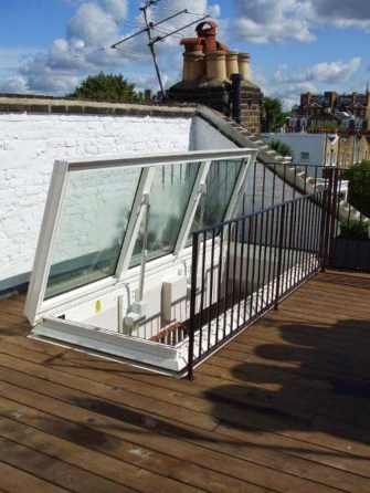 Modern Roof Terrace Design Ideas 36