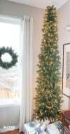 Pretty Space Decoration Ideas With Christmas Tree Lights 16