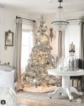Pretty Space Decoration Ideas With Christmas Tree Lights 26