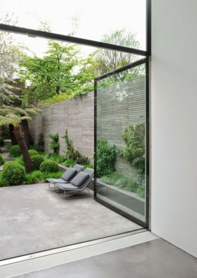 Rustic Wall Outdoor Concrete Ideas For Inspiration 13
