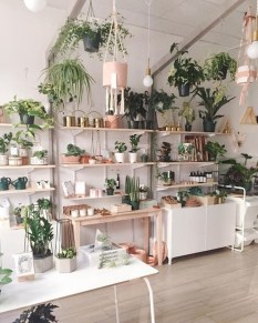 Smart Interior Design Ideas With Plants For Home 19