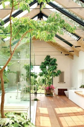Smart Interior Design Ideas With Plants For Home 24