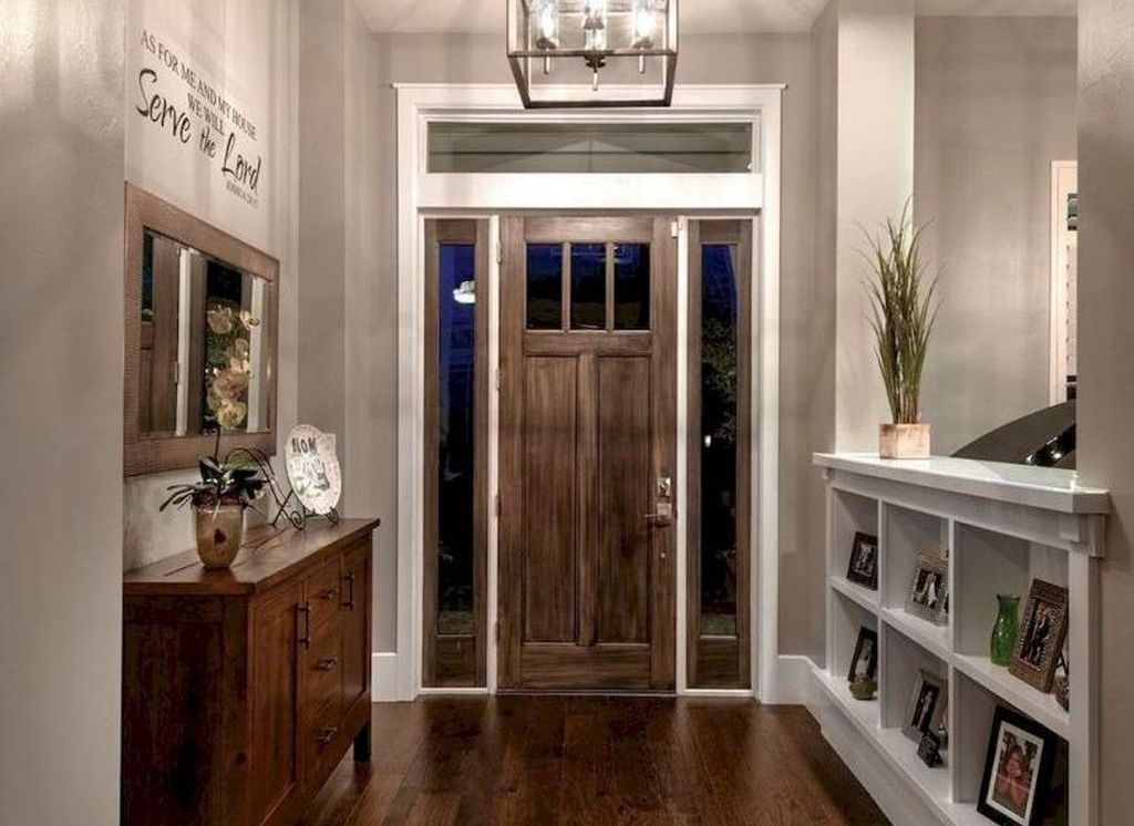 Splendid Entryway Home Décor Ideas That Make Your Place Look Cool 33