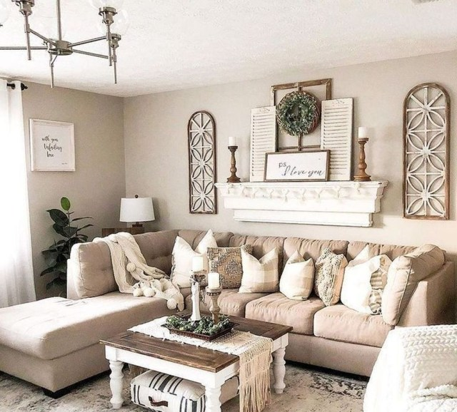 Stunning Apartment Living Room Decorating Ideas On A Budget 03