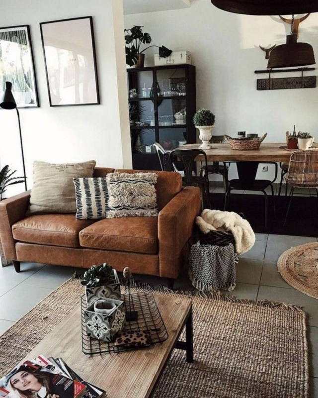 Stunning Apartment Living Room Decorating Ideas On A Budget 10