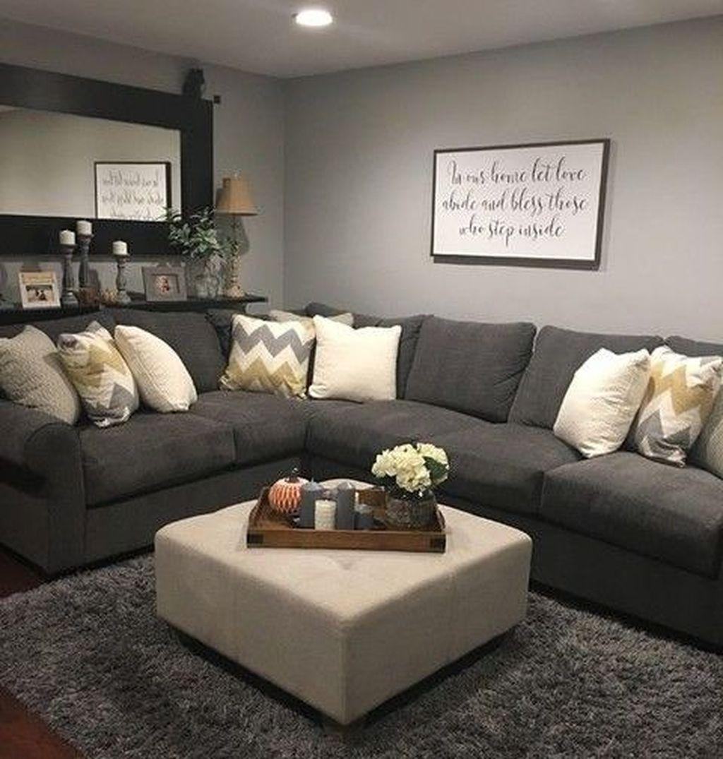 Stunning Apartment Living Room Decorating Ideas On A Budget 16