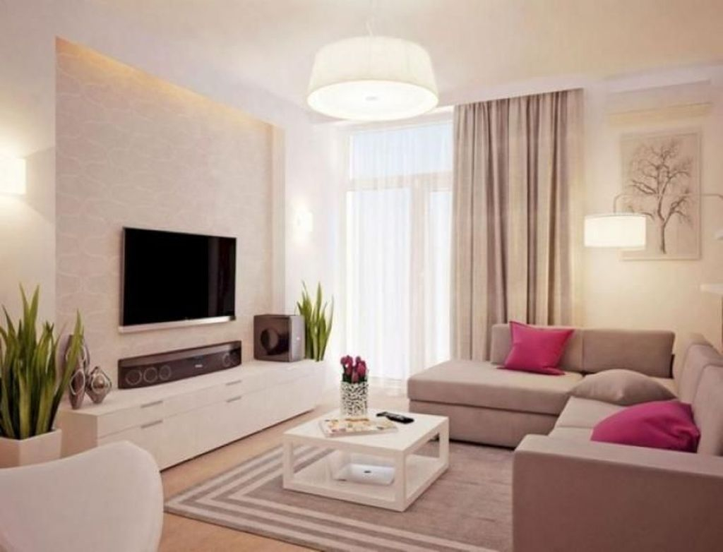 Stunning Apartment Living Room Decorating Ideas On A Budget 22