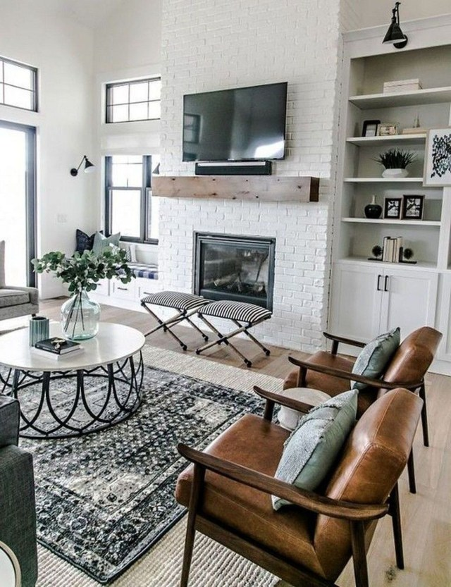 Stunning Apartment Living Room Decorating Ideas On A Budget 25
