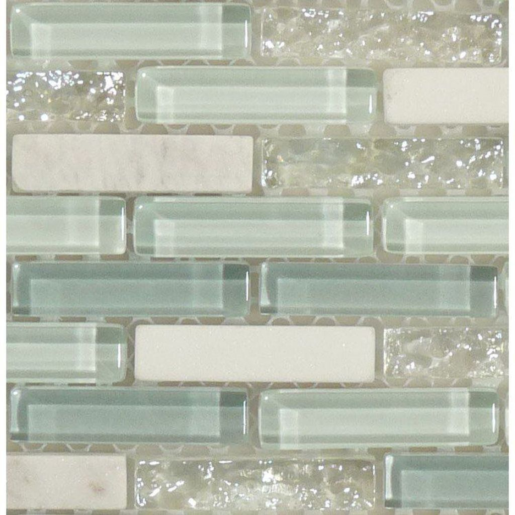 Superb Glitter Kitchen Tiles Design Ideas To Try Nowaday 13