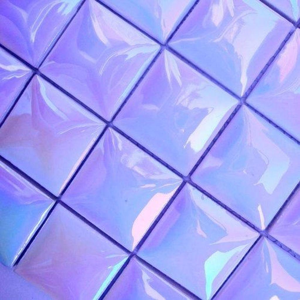 Superb Glitter Kitchen Tiles Design Ideas To Try Nowaday 35