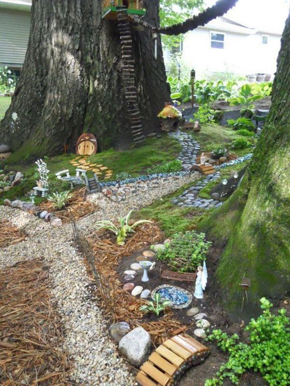 Unordinary Magical Fairy Garden Design Ideas To Try 03