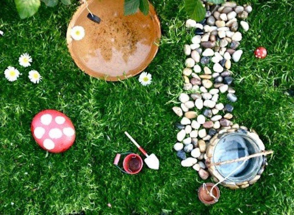 Unordinary Magical Fairy Garden Design Ideas To Try 15